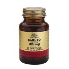 Коэнзим Q-10 Solgar капсулы 30 мг №30 - Фото