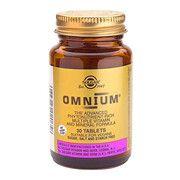 Мультивитаминный комплекс Солгар Омниум таблетки №30 - Фото