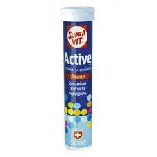 СупраВит Актив шипучие таблетки №20