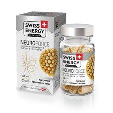 Витамины Swiss Energy Neuroforce капсулы №30