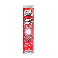 Витамины шипучие Swiss Energy Super Energy №20 - Фото