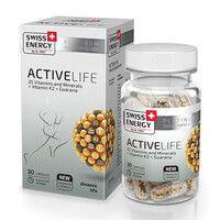 Swiss Energy Витамины ActiveLife капсулы №30