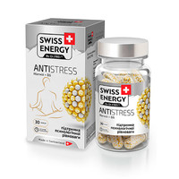 Swiss Energy Витамины Antistress капсулы №30