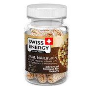 Витамины Swiss Energy Hair, Nail & Skin капсулы №30 - Фото