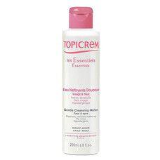 Топикрем мягкая очищающая вода для снятия макияжа с лица и глаз 200 мл