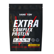 Протеїн Екстра 900г Банан ТМ Вансітон / Vansiton - Фото