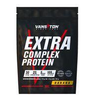 Протеин Экстра 900г Банан ТМ Ванситон / Vansiton - Фото