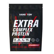 Протеїн Екстра 900г Полуниця ТМ Вансітон / Vansiton - Фото