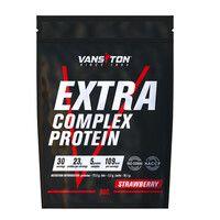 Протеин Экстра 900г Клубника ТМ Ванситон / Vansiton - Фото