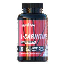 L-Карнітин 60 капсул ТМ Вансітон / Vansiton - Фото