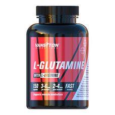 L-глутамін капсули №150 ТМ Вансітон / Vansiton - Фото