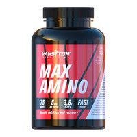 Макс-Амино таблетки №75 ТМ Ванситон / Vansiton - Фото