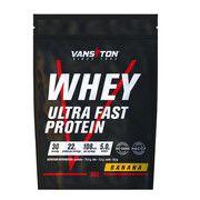 Протеїн Ультра-Про 900 г Банан ТМ Вансітон / Vansiton - Фото