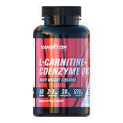 L-Карнитин + Коэнзим Q-10 60 капсул ТМ Ванситон / Vansiton - Фото