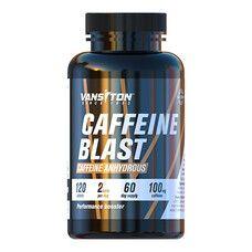 Кофеин Caffeine Blast Кофеиновый взрыв Ванситон / Vansiton таблетки №120 - Фото