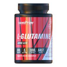 L-глутамін 300г ТМ Вансітон / Vansiton - Фото