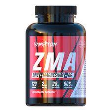 ZMA (Магній + Цинк + В6) №120 ТМ Вансітон / Vansiton - Фото