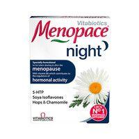 Витамины для женщин Менопейс Найт №30 - Фото