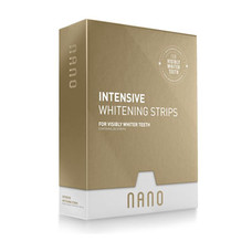Інтенсивно відбілюючі смужки для зубів Nano №28 - Фото