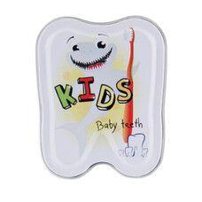 Emoform actifluor Kids Футляр для молочних зубів Зубна фея - Фото