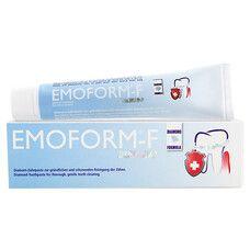Зубна паста Emoform-F Diamond 85 мл - Фото