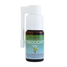 Спрей з олією чайного дерева Tebodont 25 мл - Фото