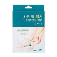 Wooshin Foot Heel Patch - Патч для пяток 4 в уп.