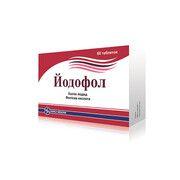 Йодофол таблетки №60 - Фото
