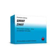 Цинкит таблетки шипучие N20 туб - Фото
