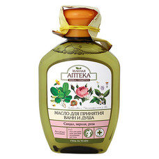 Зеленая Аптека масло для ванн Сандал 250 мл
