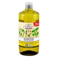 Зеленая Аптека шампунь против перхоти Березовые почки и касторовое масло 1000 мл