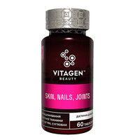 Витаджен N18 Кожа, Ногти, Суставы / Vitagen Skin, Nails, Joints таблетки №60 - Фото