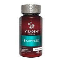 Комплекс витаминов группы В VITAGEN 07 таблетки №60