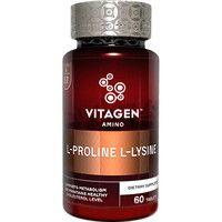 Витаджен N37 L-пролин L-лизин / VITAGEN L-proline L-lysine таблетки №60