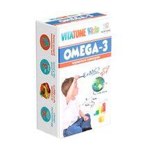 Витатон kids Омега-3 жевательные капсулы для детей №30