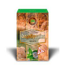 Йодобромикс мелисса йодобромные ванны 500 гр