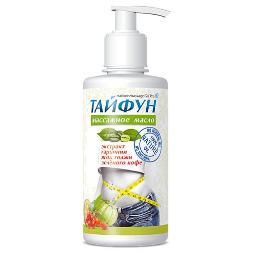 Масажна олія Тайфун 300 мл