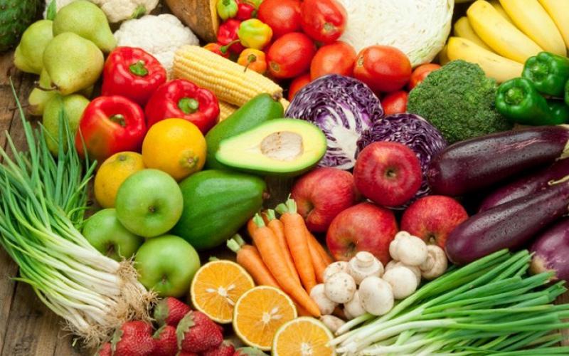 Антиоксиданты в овощах