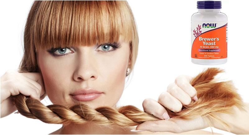 >Пивные дрожжи для волос