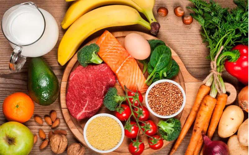 Вітамін А в продуктах харчування