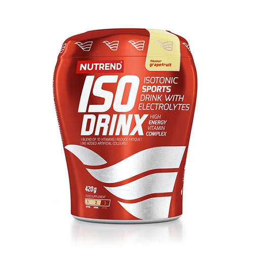 Isodrinx изотонический напиток грейпфрут ТМ Нутренд / Nutrend 420 г