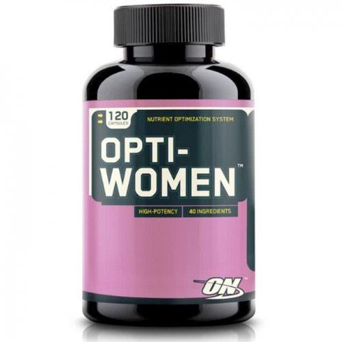 Витамини для женщин Opti Women (Опти-Вумен) ТМ Optimum Nutrition капсулы №120